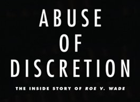 Worldwide KFUO 'Book Talk' interviews author of Abuse of Discretion: The Inside Story of Roe v Wade