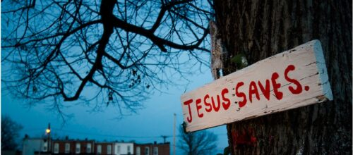 Wounds, Scars and Bloody Death in the City: A Good Friday Reflection