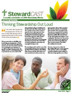 stewardcast-newsletter-june-2015