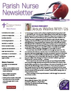 parish-nurse-newsletter-summer-2015