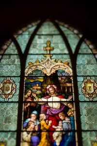 Historic chapel of Laclede Groves, Webster Groves, Mo. LCMS Communications/Erik M. Lunsford
