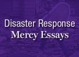 Mercy Essays Series: Christ's Mercy