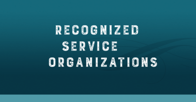 LCMS Recognized Service Organizations – First Quarter 2018 newsletter
