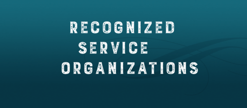 LCMS Recognized Service Organizations – October 2021 newsletter