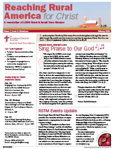 RSTM-Newsletter-February-2016-Promo