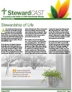 StewardCAST-January-2016-Promo