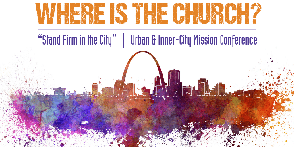 Urban & Inner-City Mission Conference