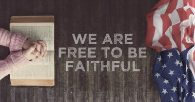'Free to be Faithful' – Summer 2018 newsletter