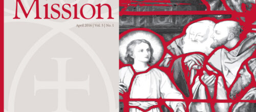 Journal of Lutheran Mission – April 2016