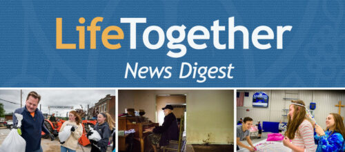 Life Together with President Harrison – October 2021
