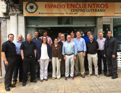 LCMS Disaster Response takes a FORO into Uruguay
