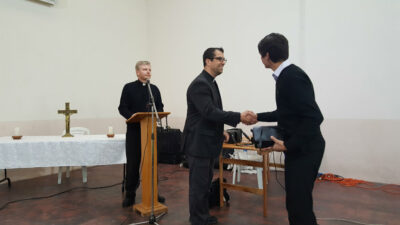 Disaster Response Conference in South America for Pastors and Seminarians