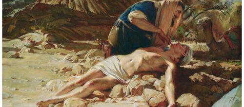 'And who is my neighbor?'  A Sermon on the Good Samaritan