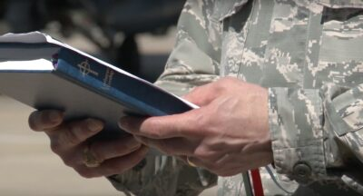 Ministry to the Armed Forces: ensuring pastoral care for our military members
