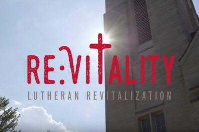 Effective Outreach: re:Vitality Connect to Disciple
