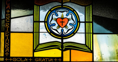 The Luther Seal: Summary of the Gospel