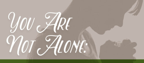 You Are Not Alone: A Prayer Book for Victims of Domestic Violence
