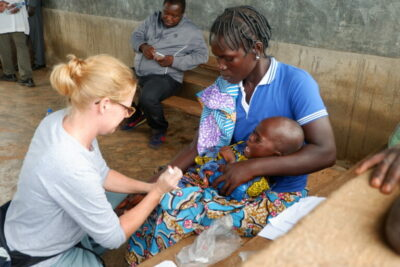 A Day in the Life of a Mercy Medical Team Clinic