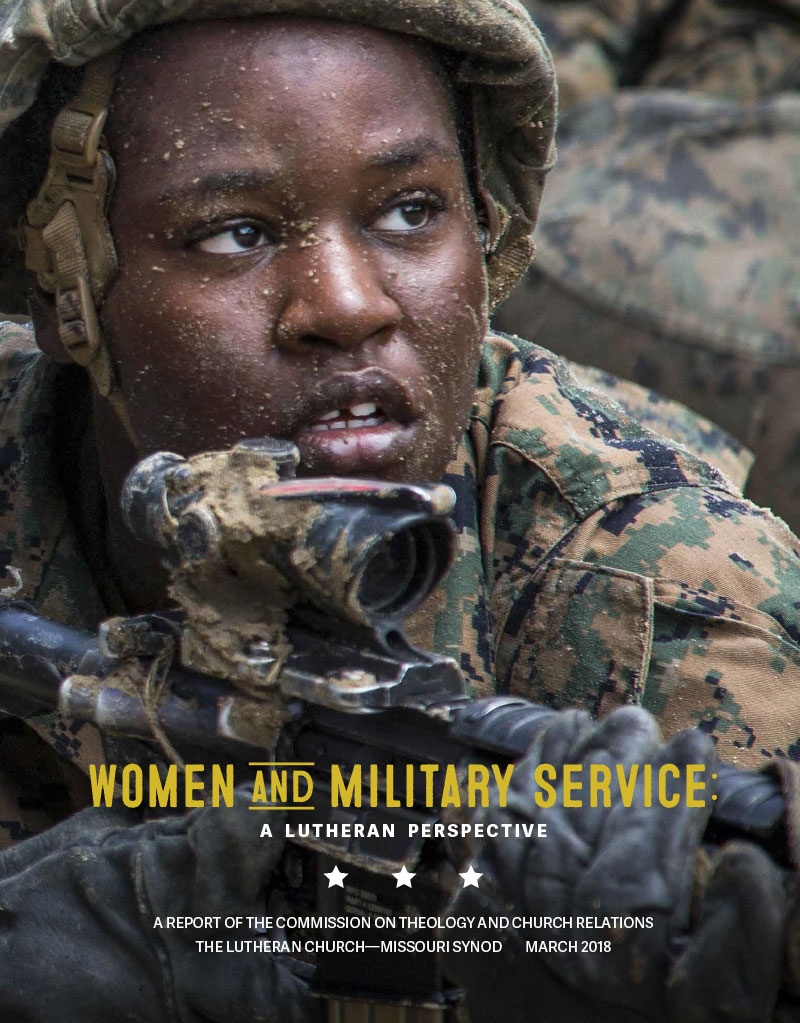 CTCR report: 'Women and Military Service