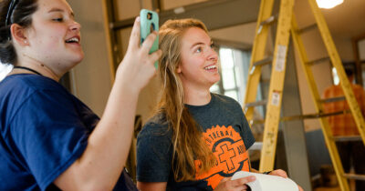 19,000 hours of service and counting for Lutheran Young Adult Corps