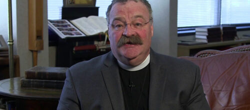 LCMS President Harrison video: Much cause to rejoice and give thanks