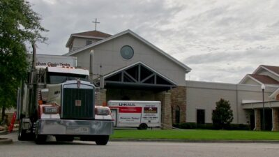 Bringing help and hope after Hurricane Florence