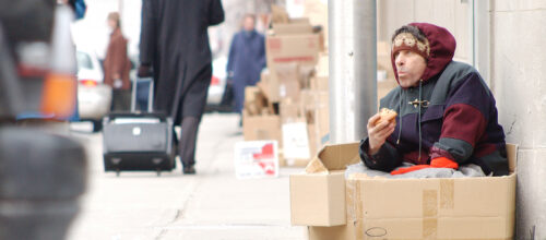 LCMS Urban & Inner-City Mission: 'Caring for the Homeless with the Theology of the Cross'