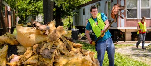 The huge impact of volunteering