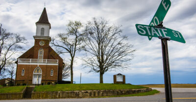 LCMS Rural & Small Town Mission: Engaging Your Community (KFUO interview with Rev. Todd Kollbaum)