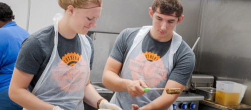 Lutheran Young Adult Corps finishes second year of service