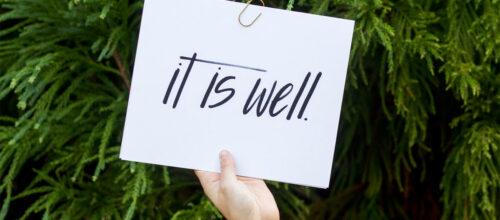 Wellness: A Lutheran perspective