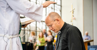'Service of Sending' homily for national missionary Rev. Martin Schultheis
