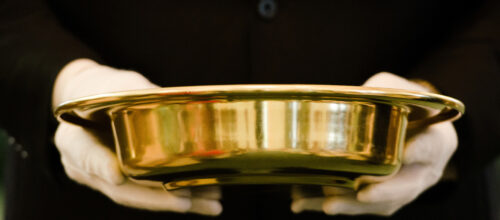 Has the Offering Plate Been Passed By?