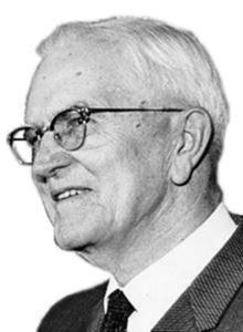 Rev. Dr. John William Behnken
