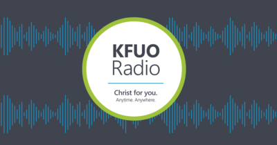KFUO Audio: Aid in Living, Not Dying