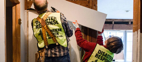 LCMS Disaster Response – Congregations, districts may host Lutheran Early Response Team training events