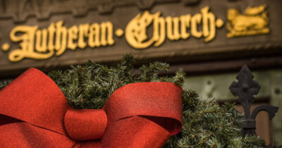 Christians in the Creche – Looking at Luther's Christmas Sermon